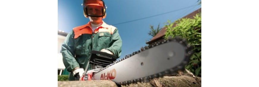 Бензопилы и электропилы AL-KO