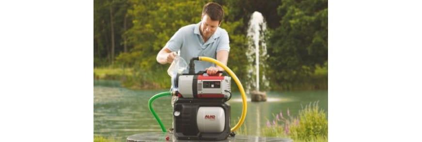 Установки водоснабжения AL-KO