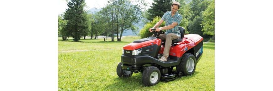 Садовые тракторы AL-KO